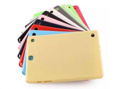 محافظ ژله ای رنگی Samsung Galaxy Tab S2 9.7