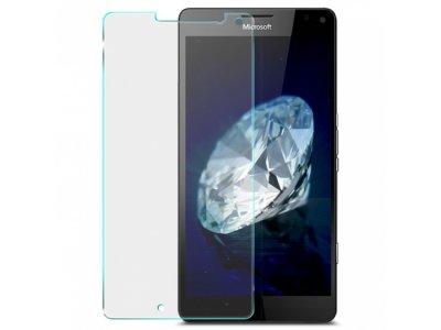 محافظ صفحه نمایش شفاف Microsoft Lumia 950 مارک RG