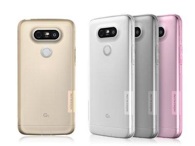 محافظ ژله ای نیلکین LG G5 مارک Nillkin