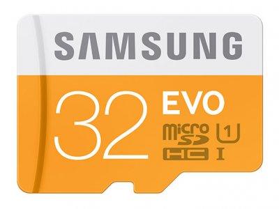 کارت حافظه میکرو اسدی سامسونگ Samsung EVO micro sdhc Memory Card 32GB