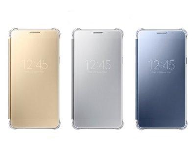کاور اصلی Samsung Galaxy A9 2016 Clear View Cover