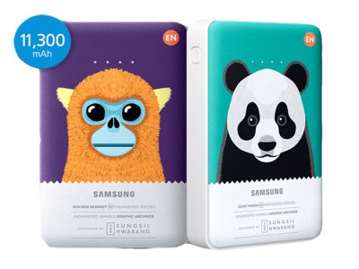 پاور بانک اصلی سامسونگ Samsung External Battery Pack 11300 mAh