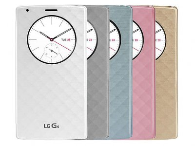 فیلیپ کاور LG G4 Quick Circle Case Wireless Charger