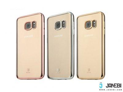 محافظ ژله ای بیسوس Samsung Galaxy S7 مارک Baseus