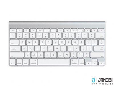 کیبورد بی سیم اصلی اپل Apple Keyboard MC184LL/B