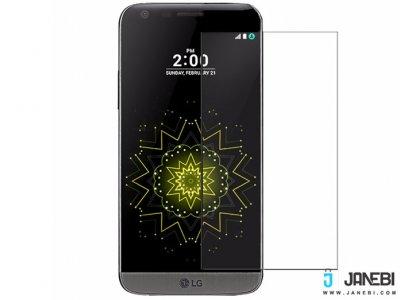 محافظ صفحه نمایش شیشه ای LG G5 مارک RG