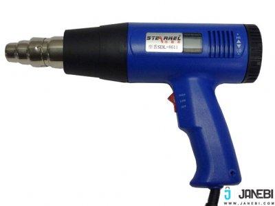 سشوار صنعتی دیجیتال Heatgun STEARNEL SDL 8611