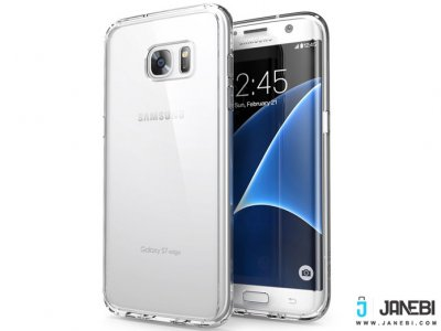 قاب محافظ Samsung Galaxy S7 edge مارک Rock Pure