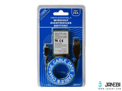 باتری Sony DUALSHOCK 4 Wireless Controller PS4