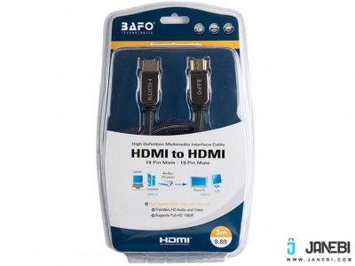 کابل HDMI سه متری مارک BAFO