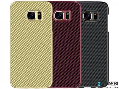 قاب محافظ فیبر نیلکین Samsung Galaxy S7 Edge مارک Nillkin Synthetic Fiber