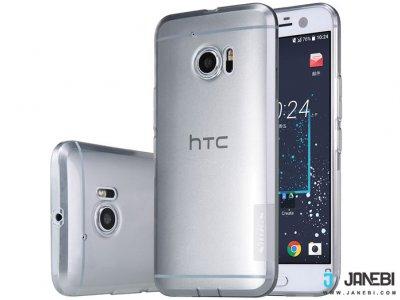 محافظ ژله ای نیلکین اچ تی سی Nillkin TPU Case HTC 10 Lifestyle