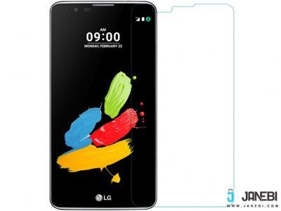 محافظ صفحه نمایش شیشه ای LG Stylus 2 مارک Nillkin H
