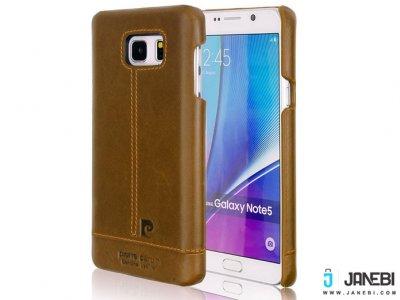 قاب چرمی Samsung Galaxy Note 5 مارک Pierre Cardin