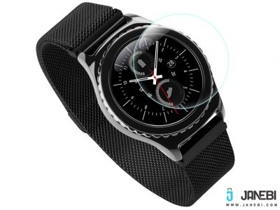 محافظ صفحه نمایش شیشه ای Samsung Gear S2 Classic مارک Hoco