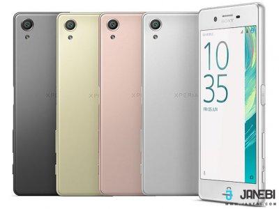 ماکت اصلی گوشی Sony Xperia X