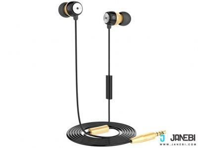 هندزفری هوکو EPM01 Wire Alumium Earphone مارک Hoco