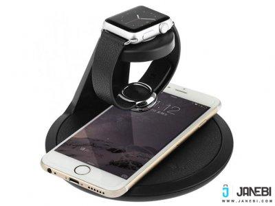 پایه نگهدارنده ساعت اپل بیسوس Baseus Apple watch charging cradle