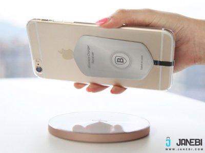 گیرنده شارژر وایرلس لایتنینگ بیسوس Baseus QI Wireless Charging Receive