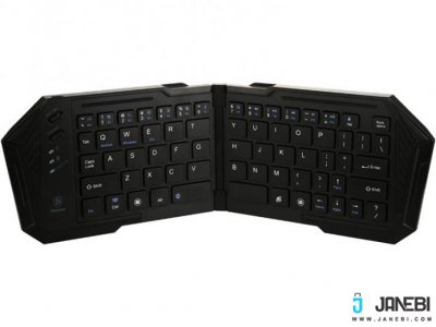 کیبورد تاشوی بی سیم بیسوس Baseus Tron Pro Series Bluetooth Folding Keyboard