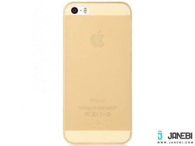 محافظ ژله ای Apple iPhone SE/5/5S مارک Baseus Slim Case