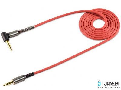 کابل یک متری Hoco UPA02 Spring 3.5 mm Stereo Aux