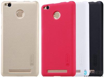 قاب محافظ نیلکین شیائومی Nillkin Frosted Shield Case Xiaomi RedMi 3 Pro