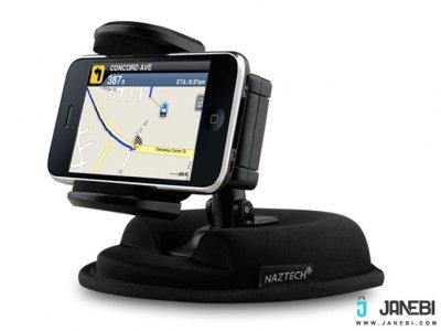 پایه نگهدارنده گوشی موبایل نزتک Naztech N2000 Universal Car-dash Mount