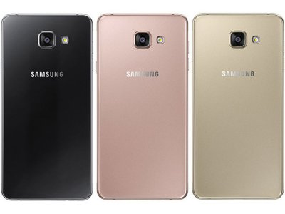 ماکت گوشی Samsung Galaxy A7 2016