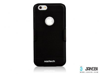 کاور ضد ضربه نزتک Naztech Double-Up Shell and Holster Combo for iPhone 6/6s