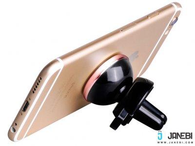 نگهدارنده گیره ای آهنربایی هوکو Hoco CA3 Air Outlet Magnetic Mobile Car Holder