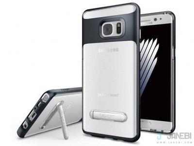 قاب محافظ ژله ای اسپیگن Spigen Crystal Hybrid Case For Samsung Galaxy Note 7
