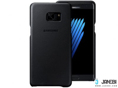 قاب چرمی اصلی سامسونگ Samsung Leather Cover For Samsung Galaxy Note 7