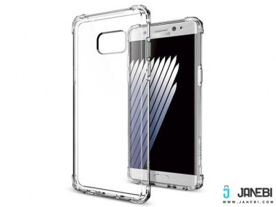 قاب محافظ شیشه ای اسپیگن Spigen Crystal Shell Case For Samsung Galaxy Note 7