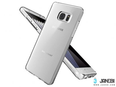 قاب محافظ ژله ای اسپیگن Spigen Liquid Crystal For Samsung Galaxy Note 7
