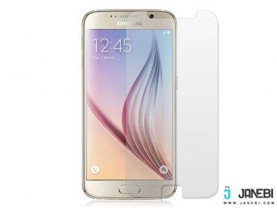 محافظ صفحه نمایش شیشه ای نزتک Naztech Tempered Glass Screen Protector for Galaxy S6