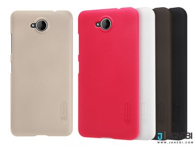 قاب محافظ نیلکین لومیا Nillkin Frosted Shield Case Microsoft Lumia 650