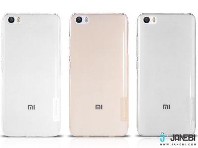 محافظ ژله ای نیلکین شیائومی Nillkin TPU Case Xiaomi Mi 5