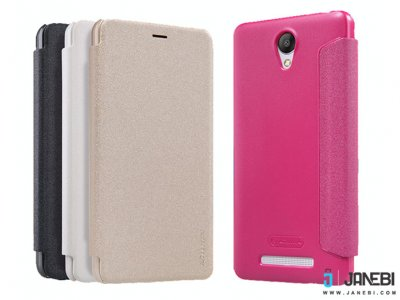 کیف نیلکین شیائومی Nillkin Sparkle Leather Case Xiaomi Redmi Note 2