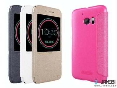 کیف نیلکین اچ تی سی Nillkin Sparkle Leather Case HTC 10