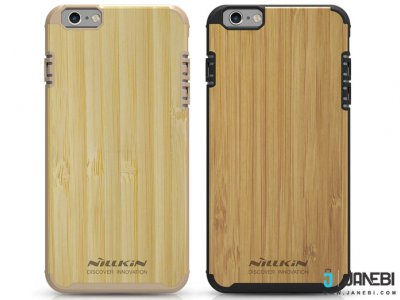 قاب محافظ چوبی نیلکین آیفون Nillkin Knights Bamboo Case Apple iphone 6 Plus/6S Plus