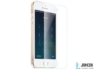 محافظ صفحه نمایش شیشه ای ضد اشعه هوکو برای آیفون  Hoco Apple iphone 5/5S/SE