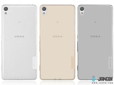 محافظ ژله ای نیلکین سونی Nillkin TPU Sony Xperia XA