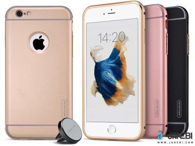 قاب محافظ و نگهدارنده آهنربایی نیلکین برای اپل آیفون Nillkin Car Holder iphone 6 Plus/6S Plus