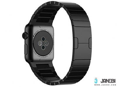 بند استیل هوکو Apple Watch Grand METAL WATCHBAND 2 POINTERS 42mm مارک Hoco