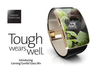 Gorilla Glass برای ساعت های هوشمند نیز عرضه می شود