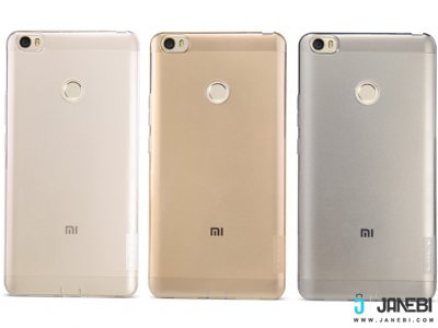 محافظ ژله ای نیلکین شیائومی Nillkin TPU Case Xiaomi Mi Max