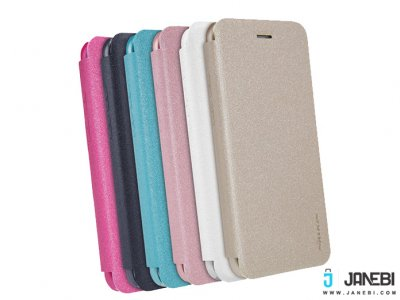 کیف نیلکین آیفون 7 Nillkin Sparkle Leather Case Apple iphone