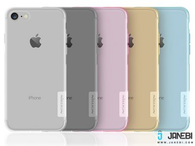 محافظ ژله ای نیلکین Nillkin Nature TPU Case Apple iphone 7