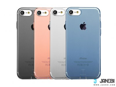 محافظ ژله ای آیفون Baseus Super Slim Case Apple iPhone 7/8